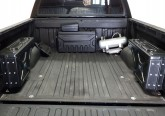 Бокс для пикапа Toyota Tundra II 5.5 ПОВОРОТНЫЙ PICKUPBOX (ЛЕВЫЙ) PB100L