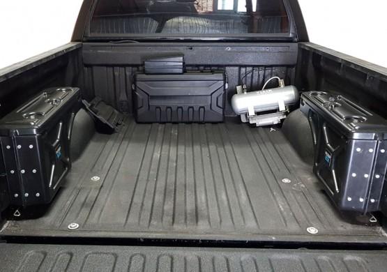 Бокс для пикапа Toyota Tundra ll 6.4 ПОВОРОТНЫЙ PICKUPBOX (ЛЕВЫЙ) PB100L