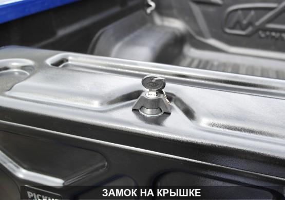 Бокс для пикапа Ford F-150 5.5 ПОВОРОТНЫЙ PICKUPBOX (ПРАВЫЙ) PB100R