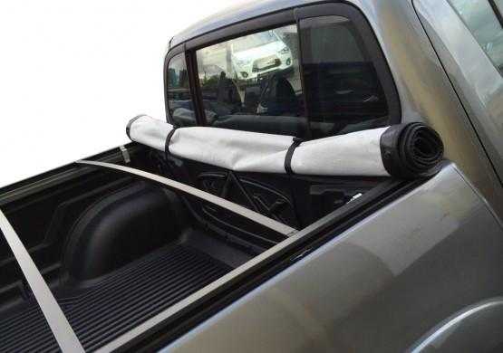 Мягкий отстегивающийся тент Mitsubishi L200 IV Triton (2006+)