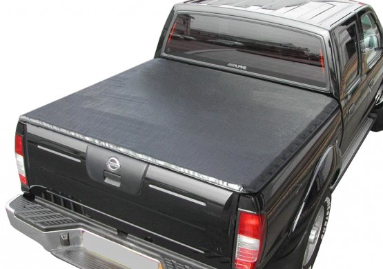 Мягкий отстегивающийся тент Nissan Navara Frointer D40 (2005-2014)