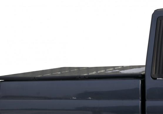 Жесткая трехсекционная крышка UAZ (2008+)