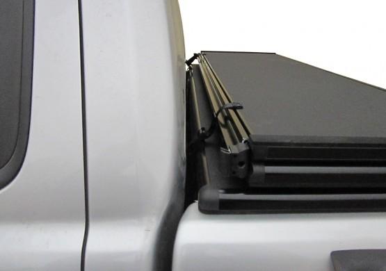 Жесткая трехсекционная крышка Mazda BT-50 (2006-2011)